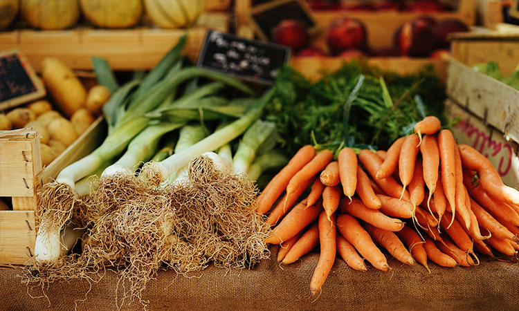 Sacramento Farmers' Markets