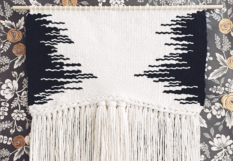 Woven Wall Art | Gift Ideas for Her