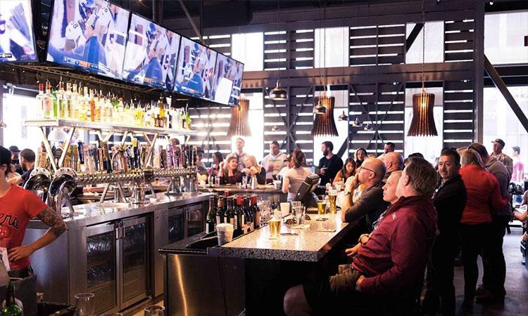 Sacramento Sports Bars   Firestone Public House