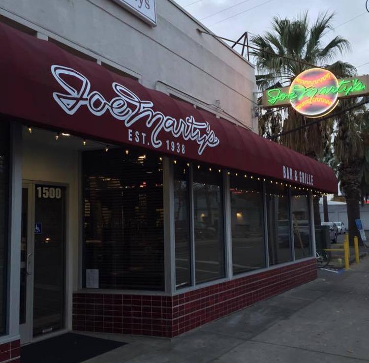 Joe Marty's Sacramento, CA