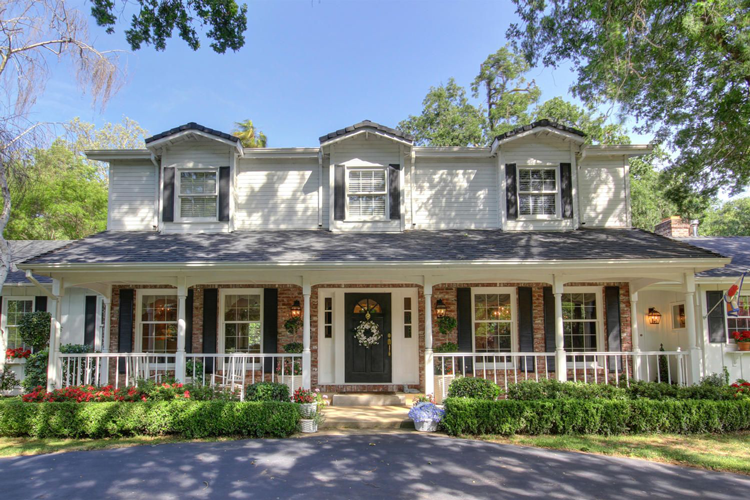 Vintage Carmichael Home With Charming Front Porch