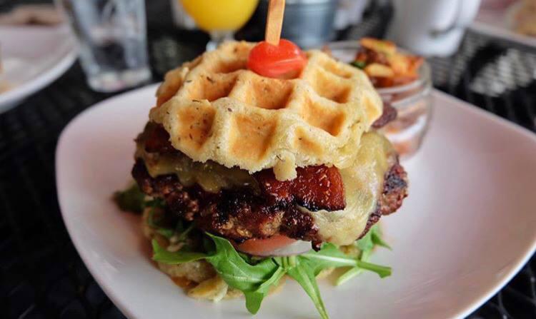 The Waffle Experience Sacramento, CA