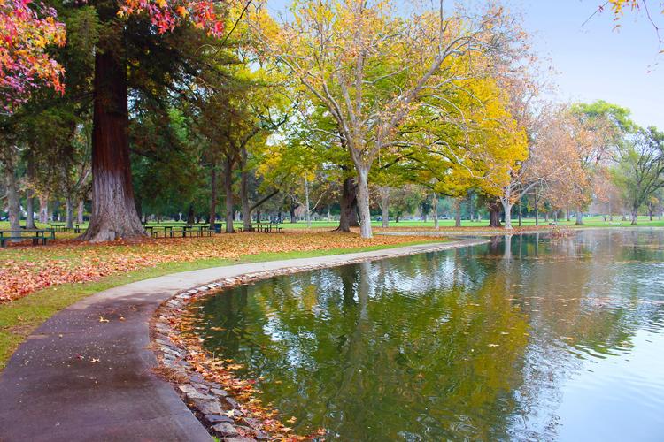 William Land Park Sacramento, CA
