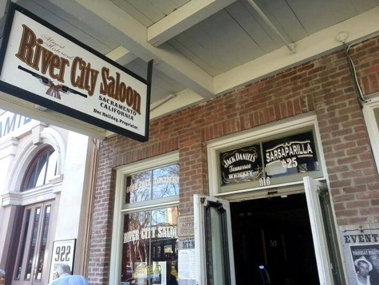 River City Saloon Old Sacramento, CA