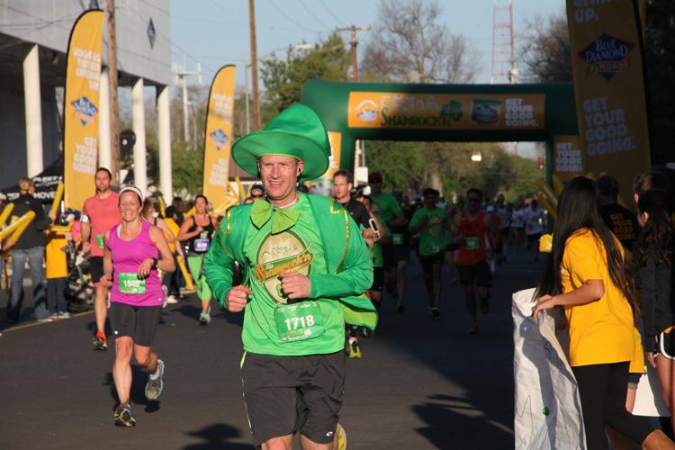 Shamrock'n Half Marathon Sacramento, CA