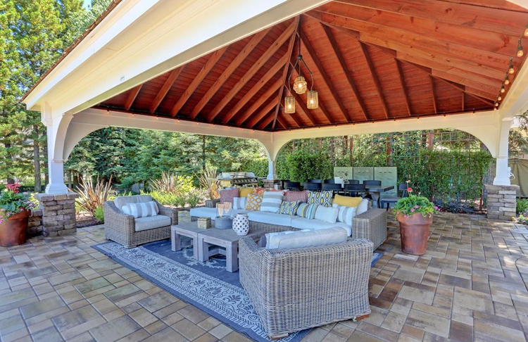 Granite Bay Estate With Relaxing Backyard Sanctuary