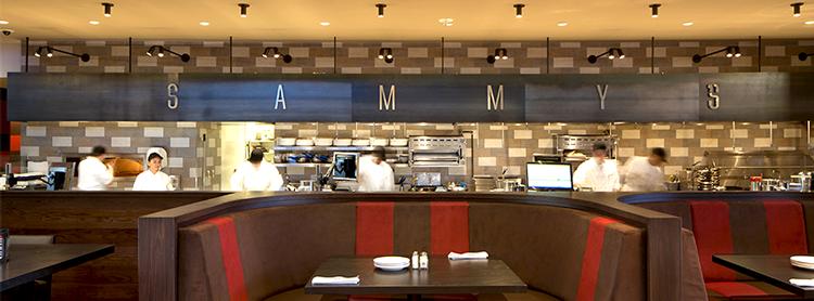 Sammy's Restaurant + Bar at Stones Gambling Hall