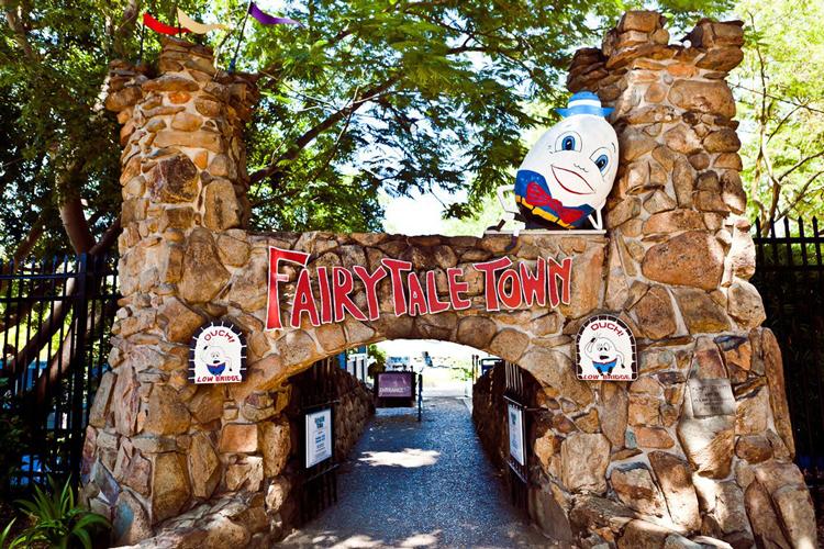 Fairytale Town Sacramento, CA
