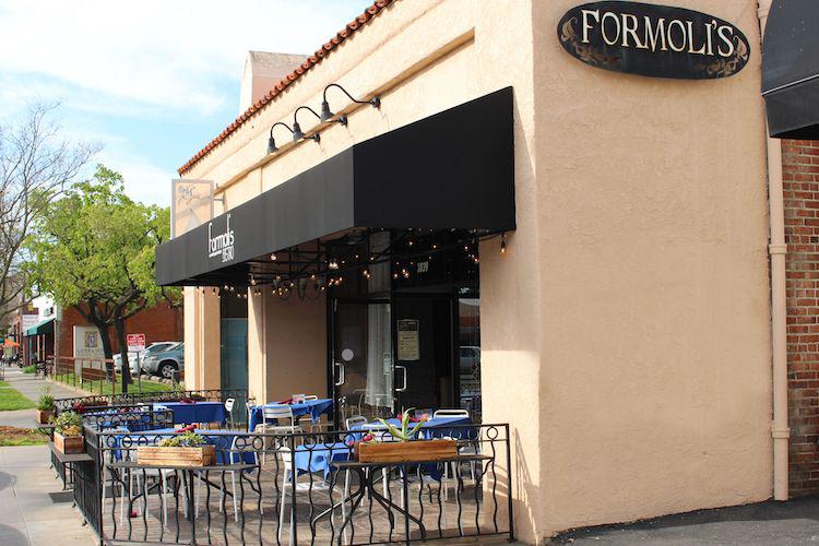 Formoli's Sacramento, CA