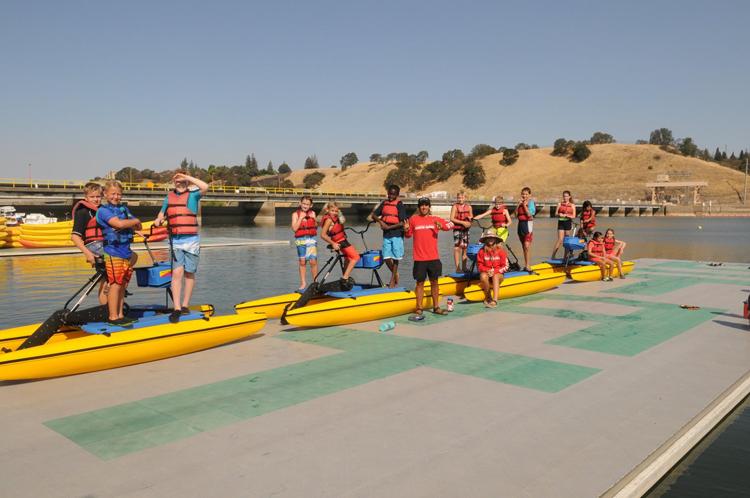 Sacramento State Aquatic Center Summer Camps