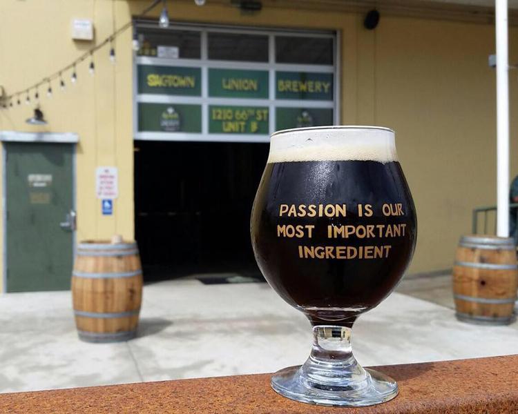 Sactown Union Brewery East Sacramento, CA