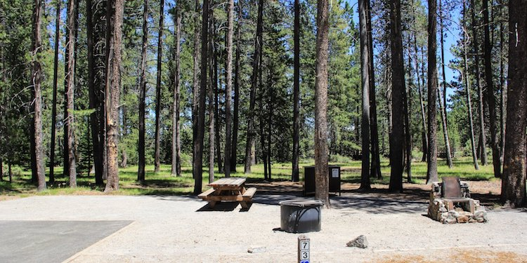 Donner Memorial State Park Campground