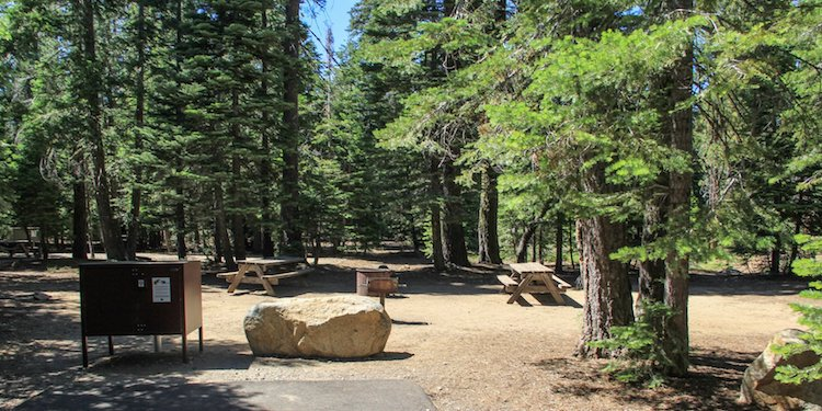 General Creek Campground