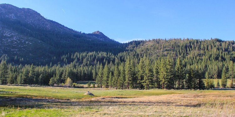 Grover Hot Springs Campground