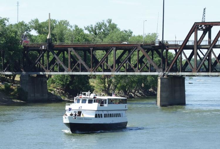 Hornblower River Cruises Old Sacramento
