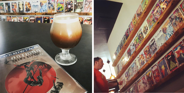 Oblivion Comics & Coffee Sacramento, CA