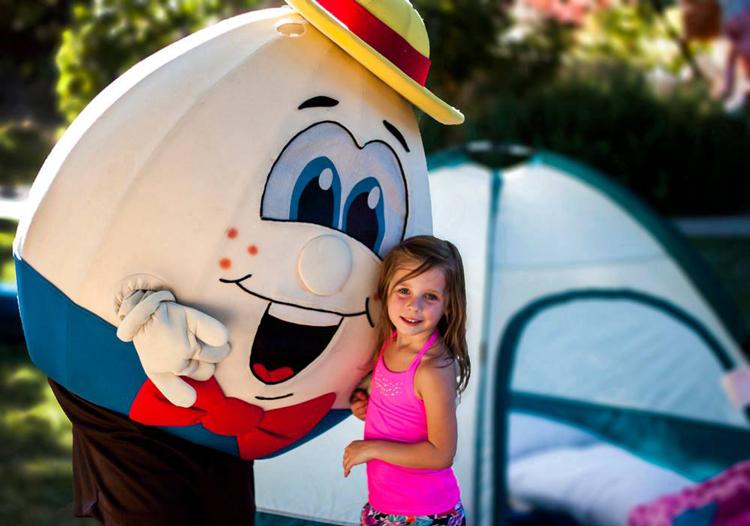 Fairytale Town, Sacramento | Kids Birthday Parties in Sacramento