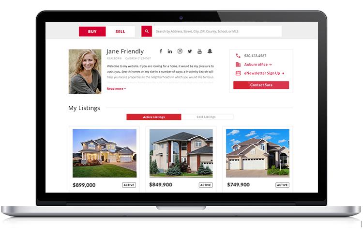 Lyon Real Estate New Website