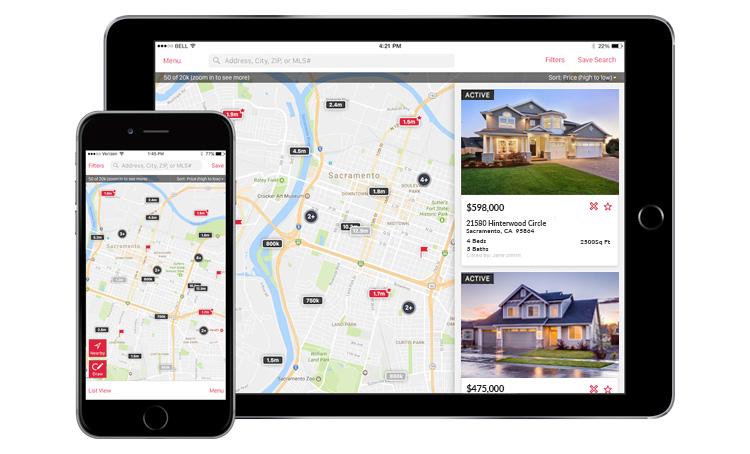 Lyon Real Estate Mobile App