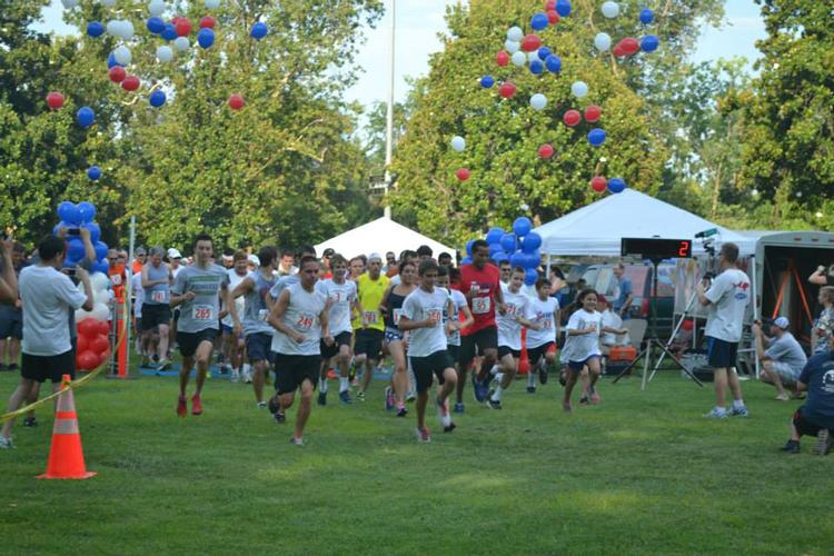 Run Crime Out of Roseville 5K/10K