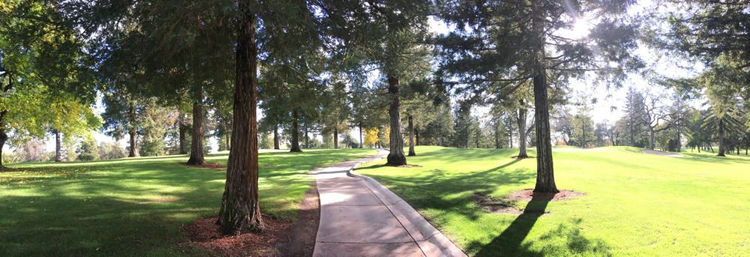 Sacramento Golf Courses