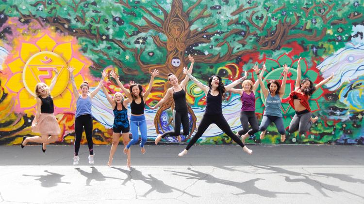 Solfire Yoga Sacramento Yoga Studios