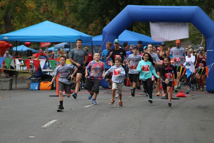 Fall Races in Sacramento Walks Runs 5Ks