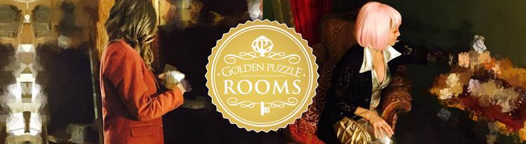 Golden Puzzle Rooms