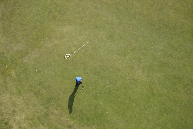 Golfing Lake Tahoe
