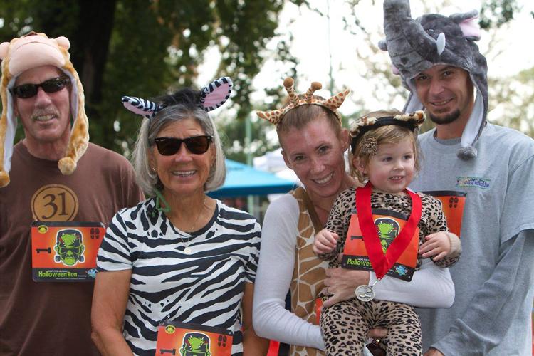 Hope for Hearing Halloween Run | Sacramento, CA