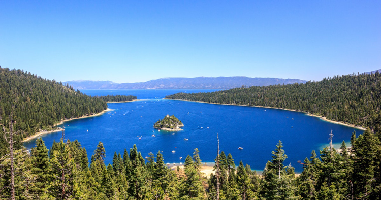 Maggie's Peaks Lake Tahoe