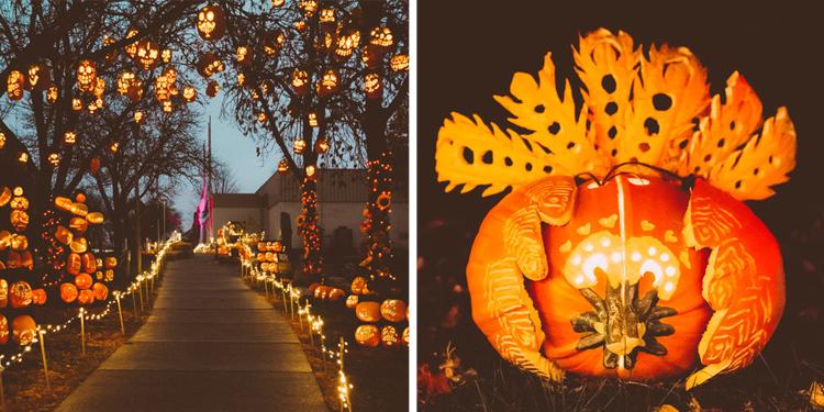 Pumpkin Nights Auburn, California