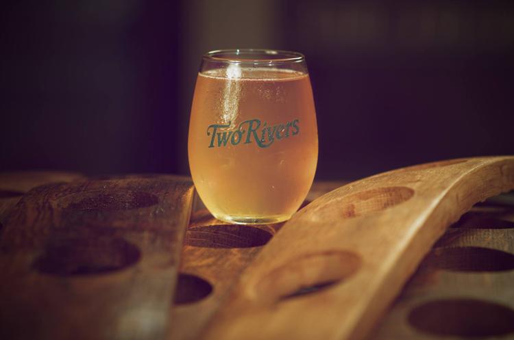 Two Rivers Cider Sacramento, CA