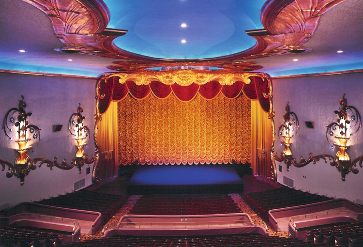 Crest Theatre Sacramento, CA