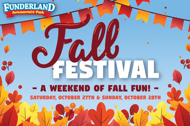 Funderland Amusement Park Fall Festival