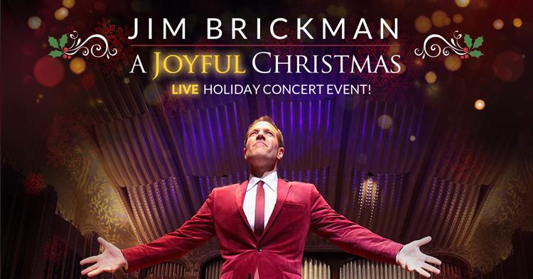 Jim Brickman Christmas Concert