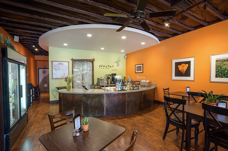 Nectar Cafe Auburn, CA