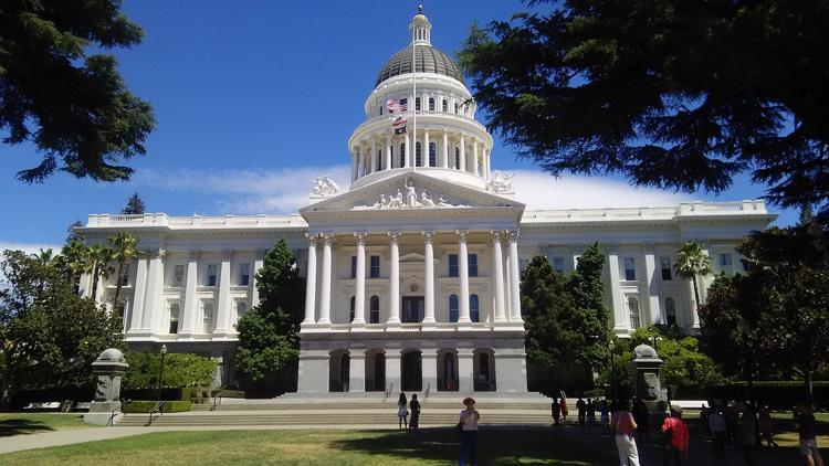 California State Capitol Building Sacramento, CA