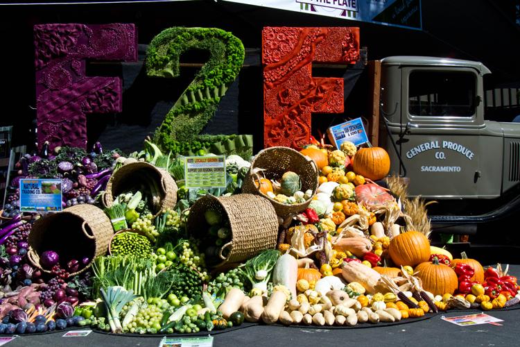 Farm-to-Fork Festival Sacramento, CA
