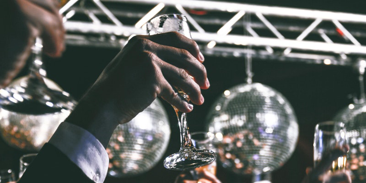 Cheers to the New Year NYE Fundraiser Sacramento