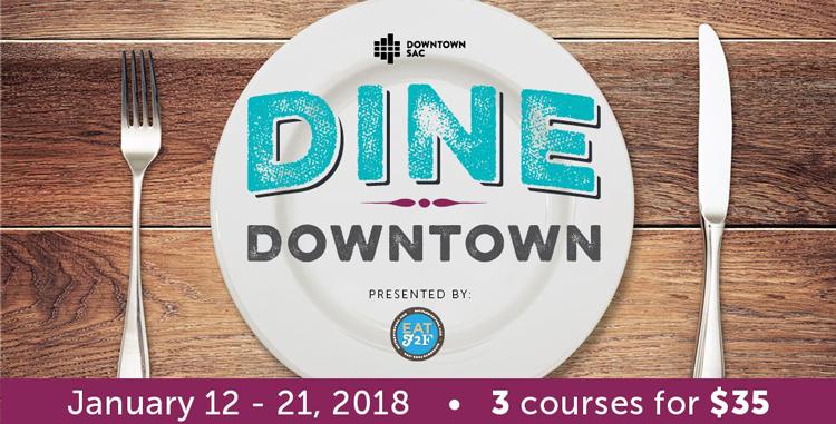 Sacramento Dine Downtown Restaurant Week