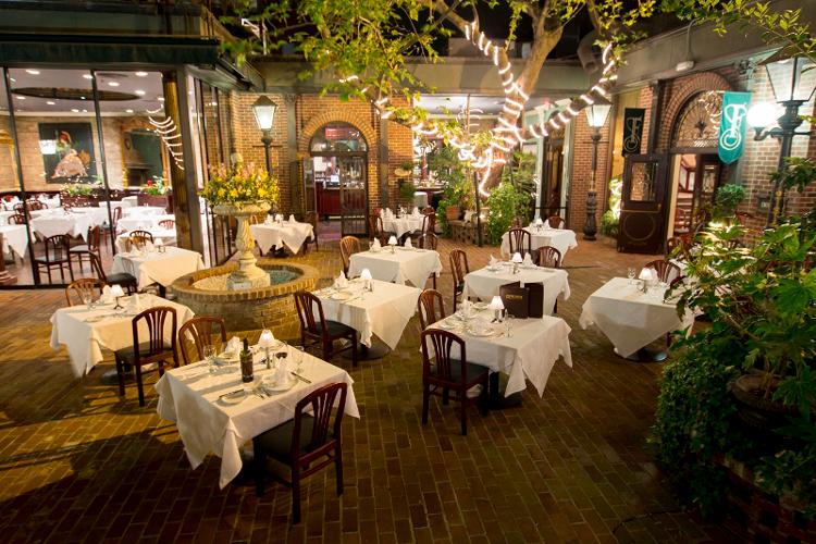 The Firehouse Restaurant Old Sacramento