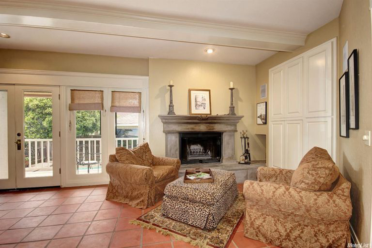 Fireplaces in Sacramento Area Homes Perfect For a Cozy Night In