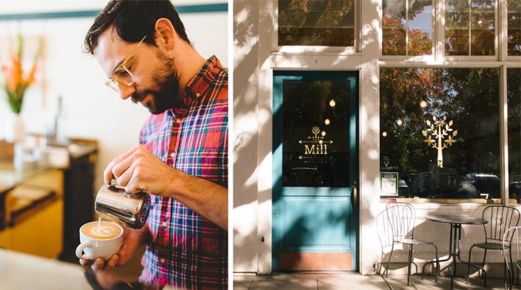 The Mill Coffee Sacramento, CA