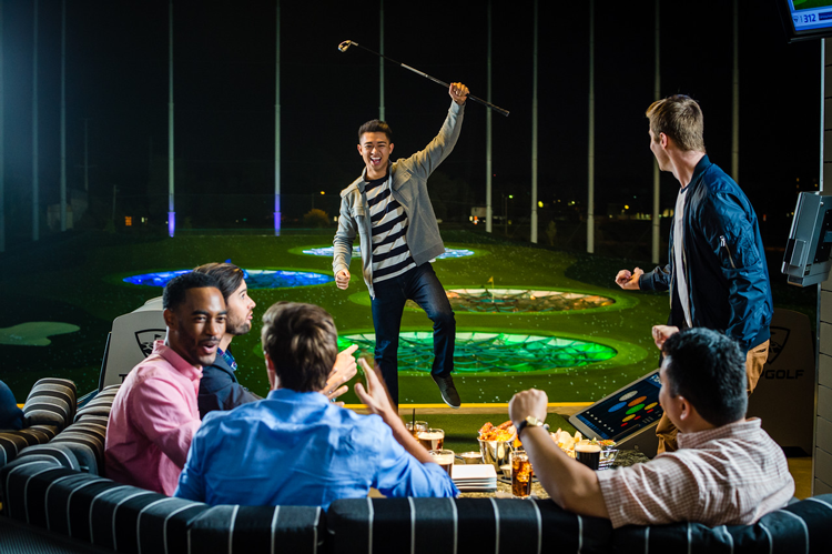 New Year's Eve 2018 at Topgolf Roseville