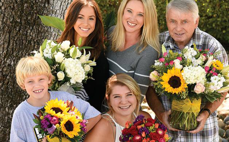 The Blossom Shop | Folsom, CA