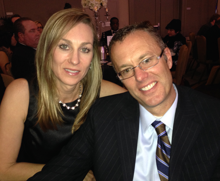 Christine and Michael Ault