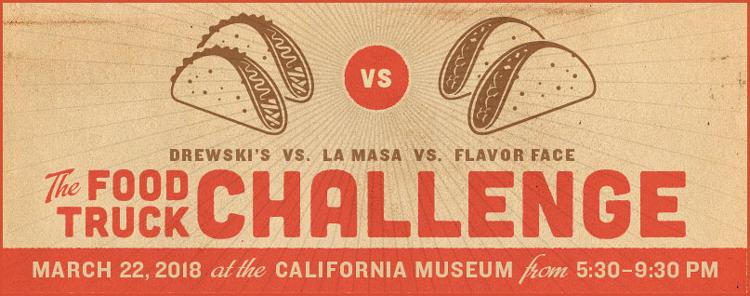 Food Truck Challenge Inalliance Sacramento, CA