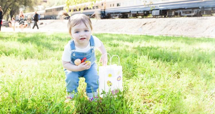 Easter Egg Express Sacramento RiverTrain
