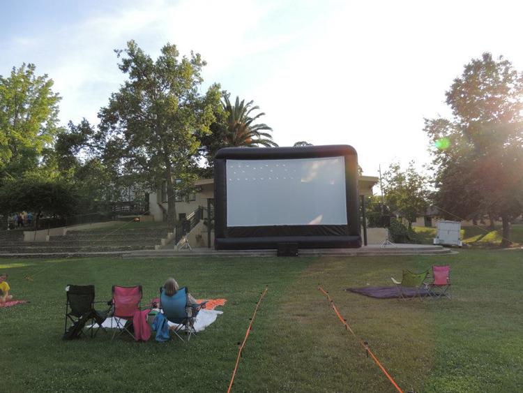 Fair Oaks Movies in the Park